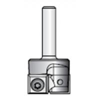 Фреза Dimar 8073745 выравнивание СЛЭБ сменные ножи D25,4x12 L53 Z2 хвостовик 8